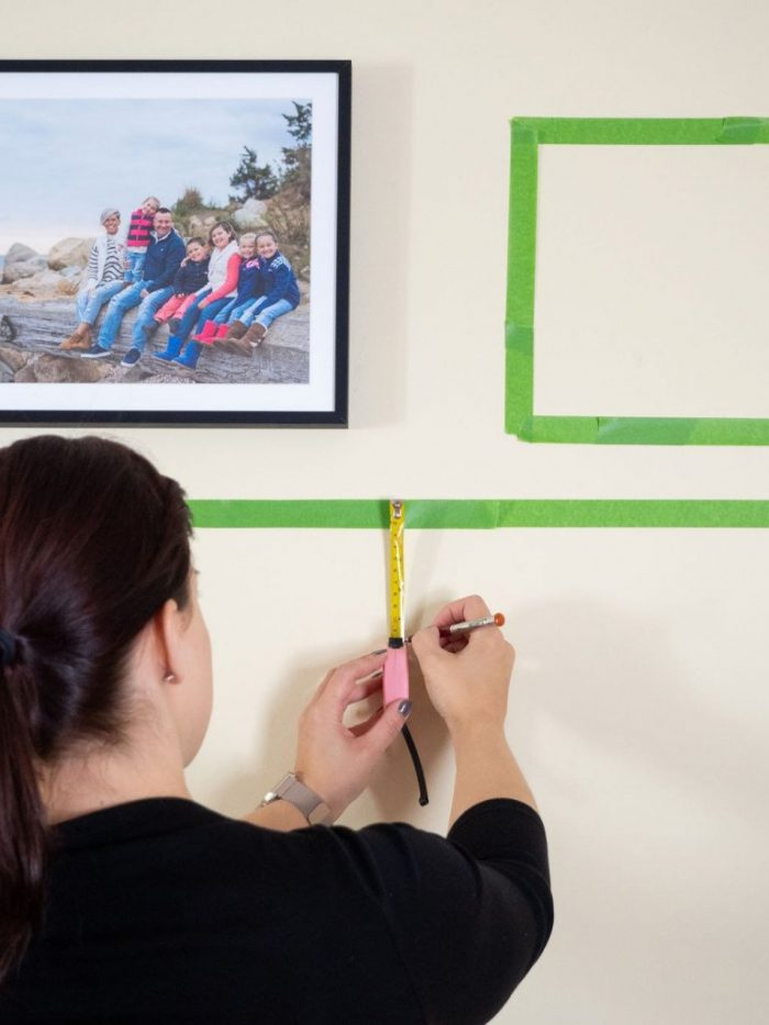 Best way to hang picture frames