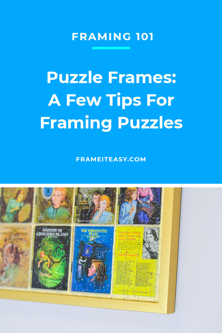 Puzzle Frames: A Few Tips For Framing Puzzles