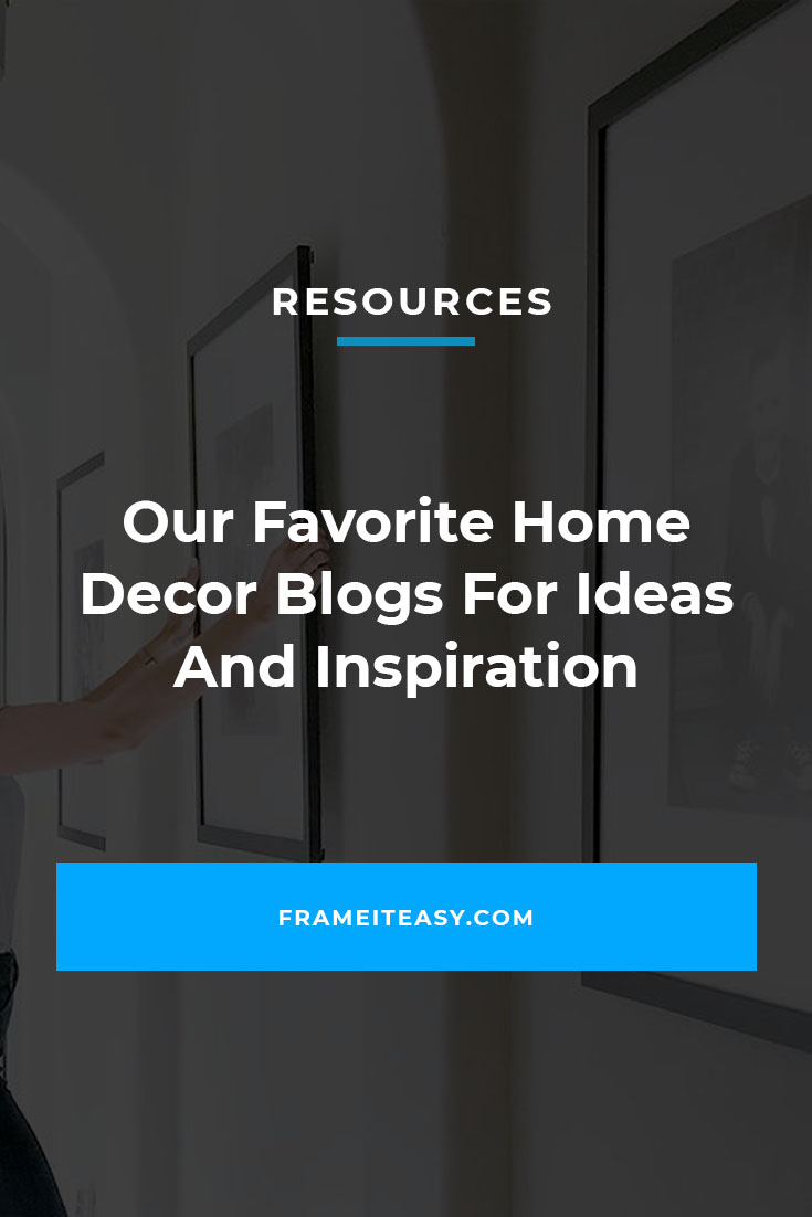 Our Favorite Home Decor Blogs For Ideas And Inspiration