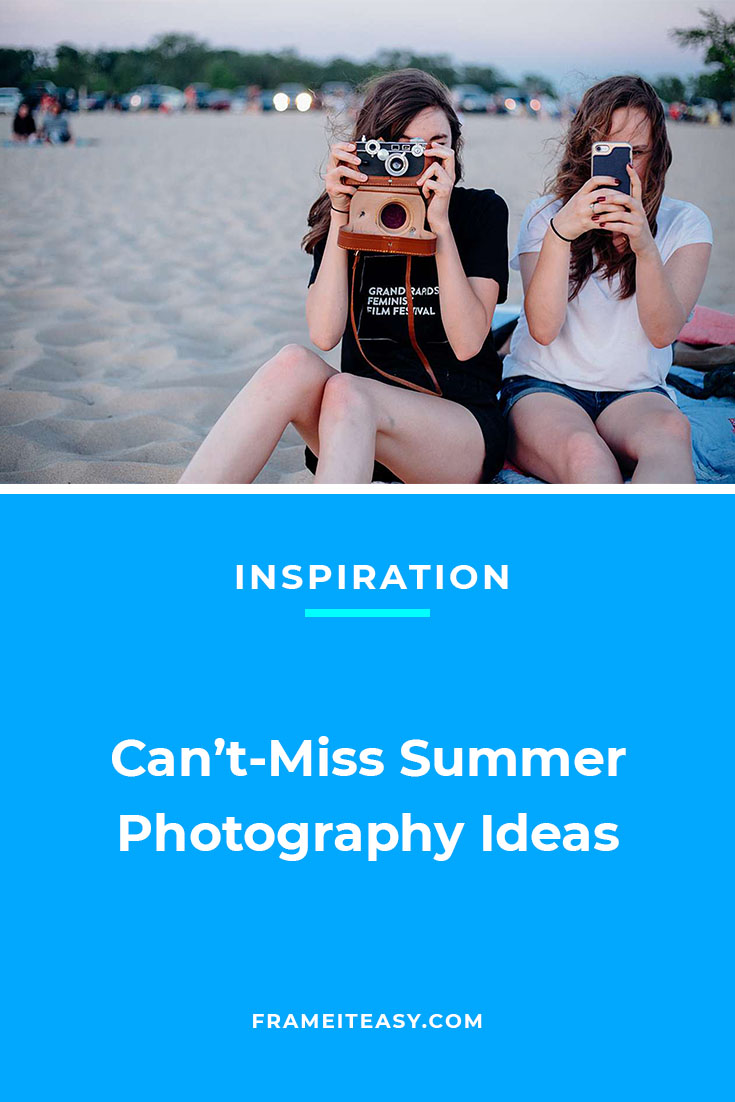 Can't-Miss Summer Photography Ideas