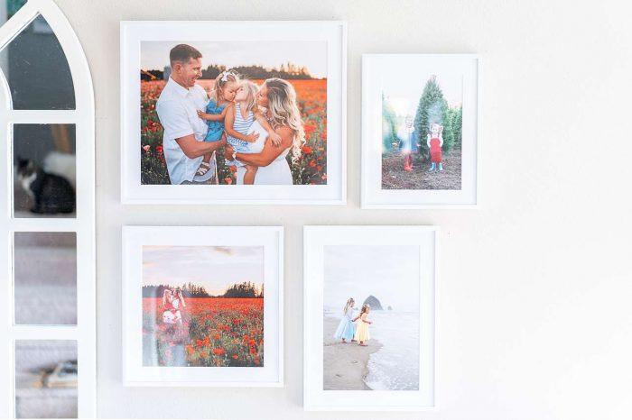 Buy custom picture frames online