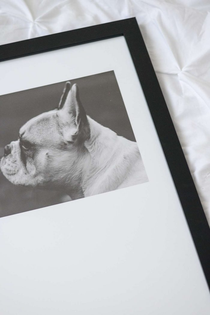 How to Format Photos for Online Framing and Matting