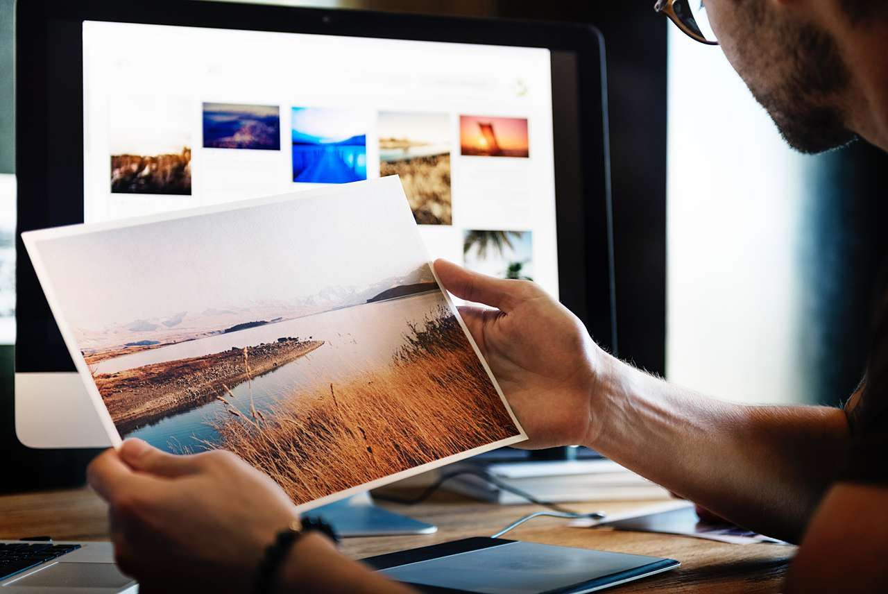 Print and frame digital photos from your phone