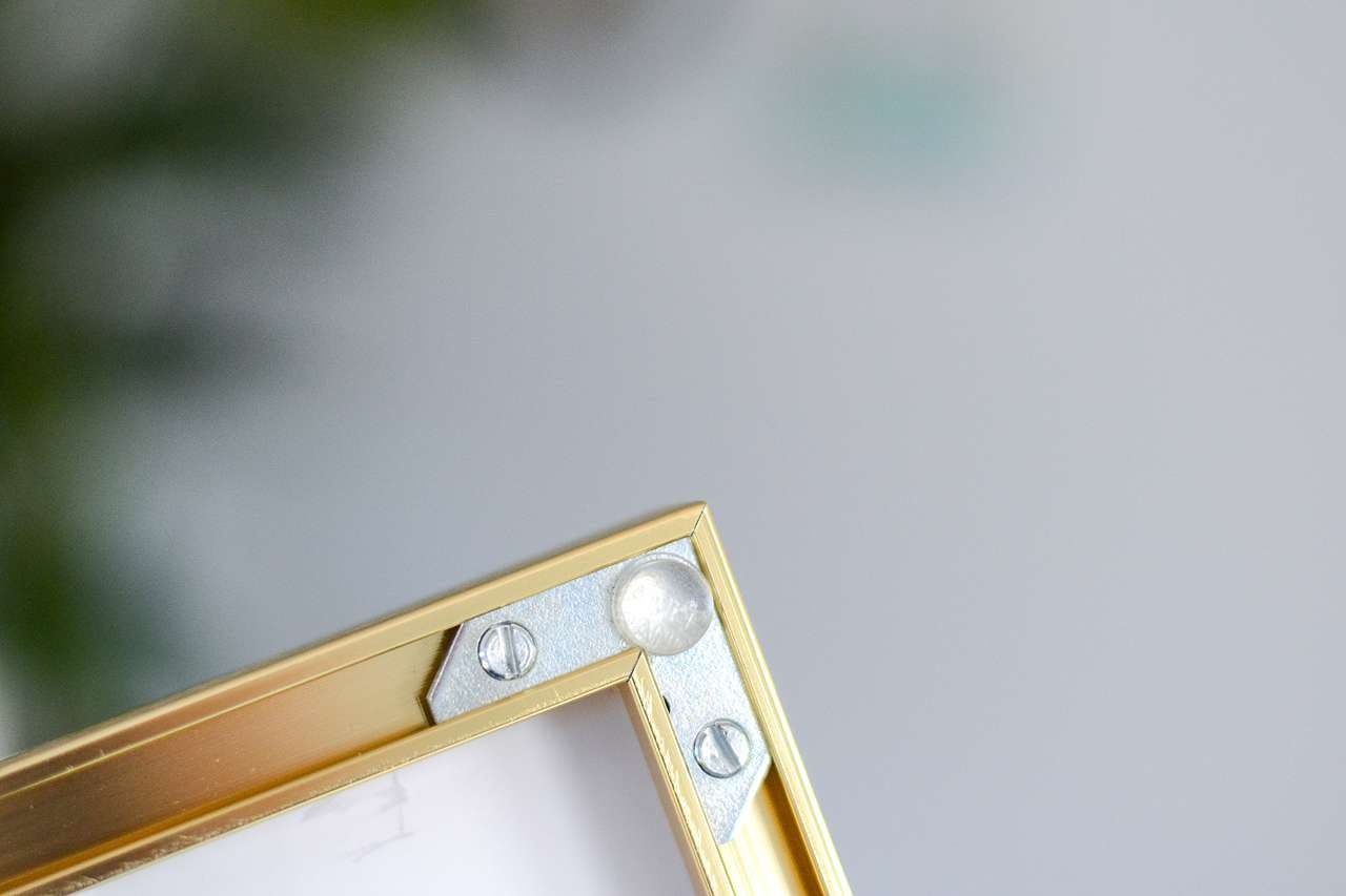 Picture frame bumpers protect your wall