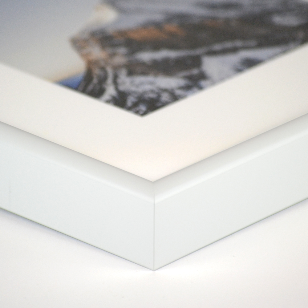 hanover white picture frame from frame it easy