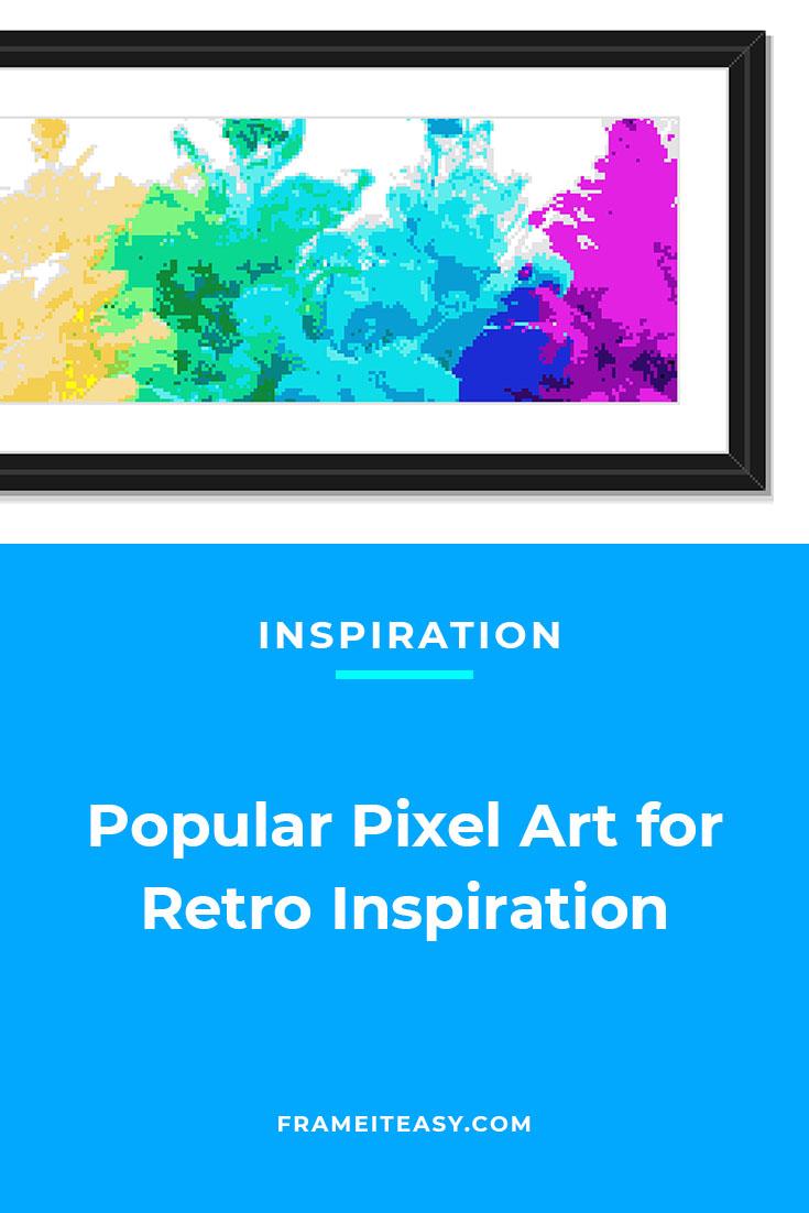 Popular Pixel Art for Retro Inspiration