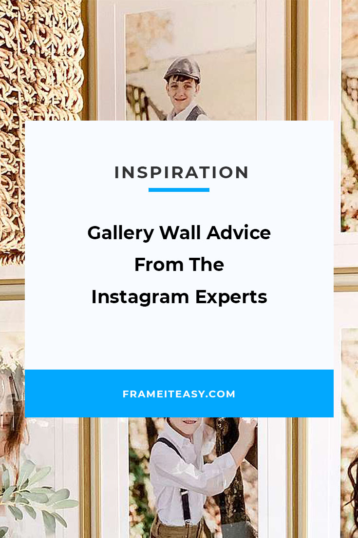Gallery Wall Advice From The Instagram Experts