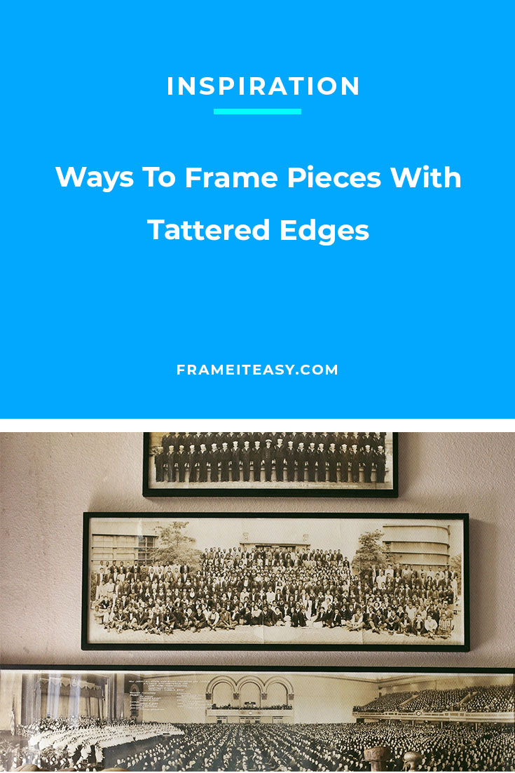 Tattered Edges Pinterest