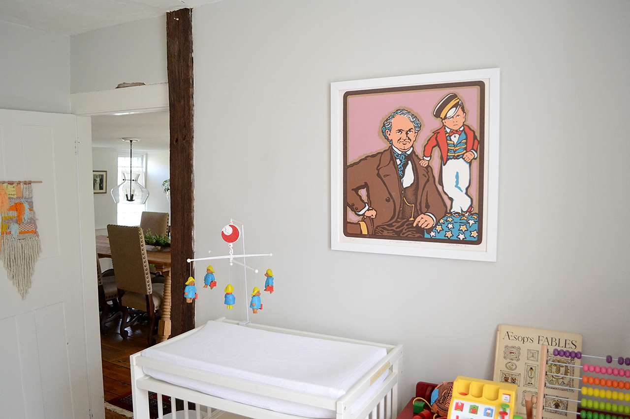 Nursery for baby