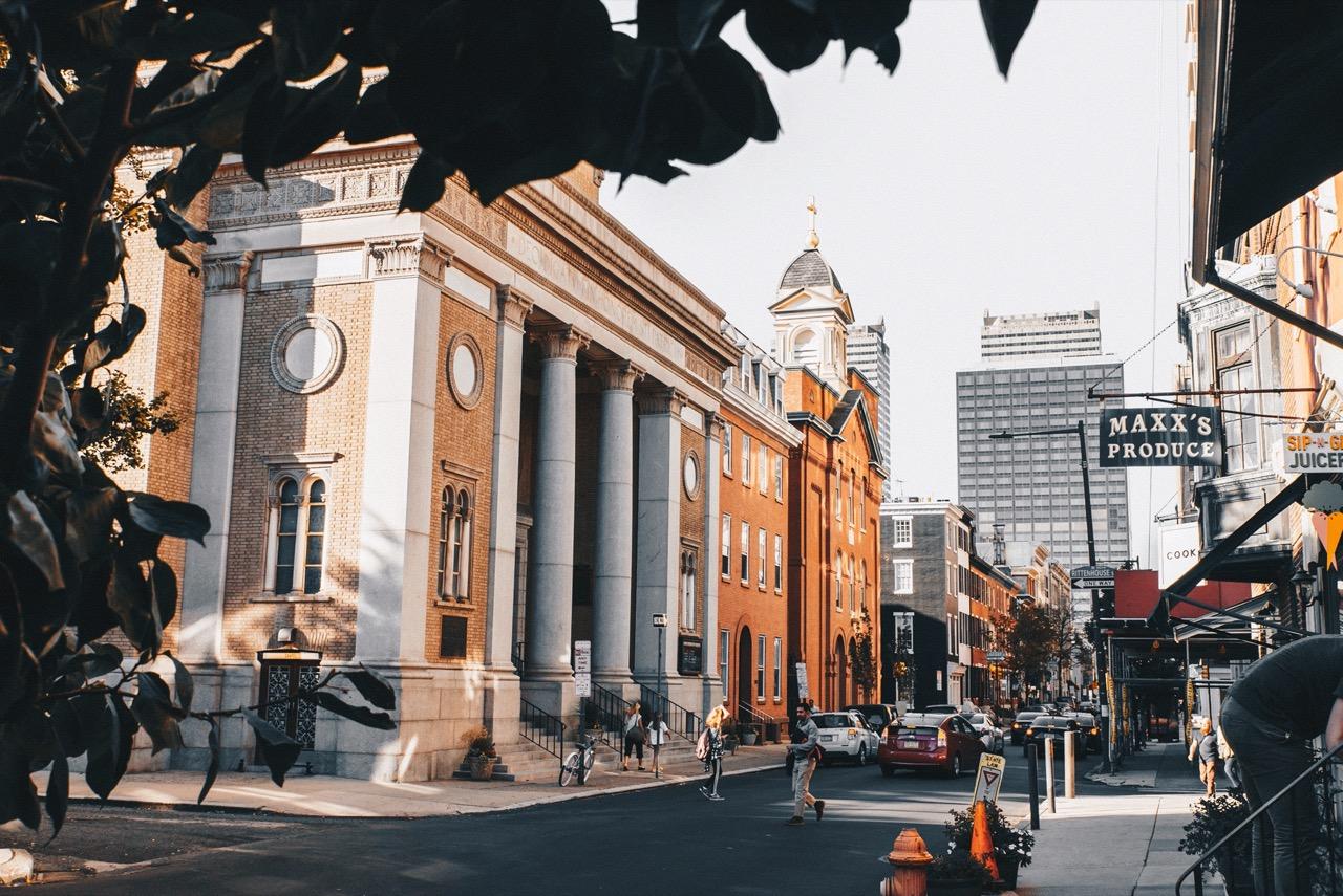 Philadelphia town