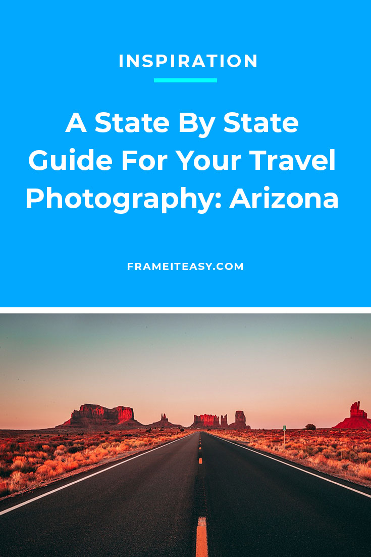 Pinterest graphic Arizona