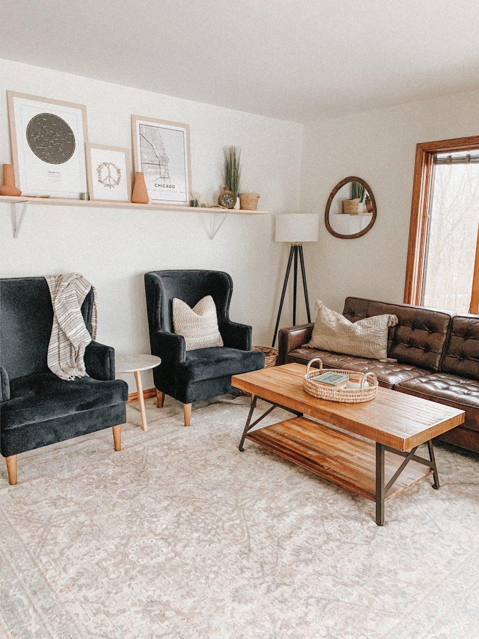 Using storage for home decor