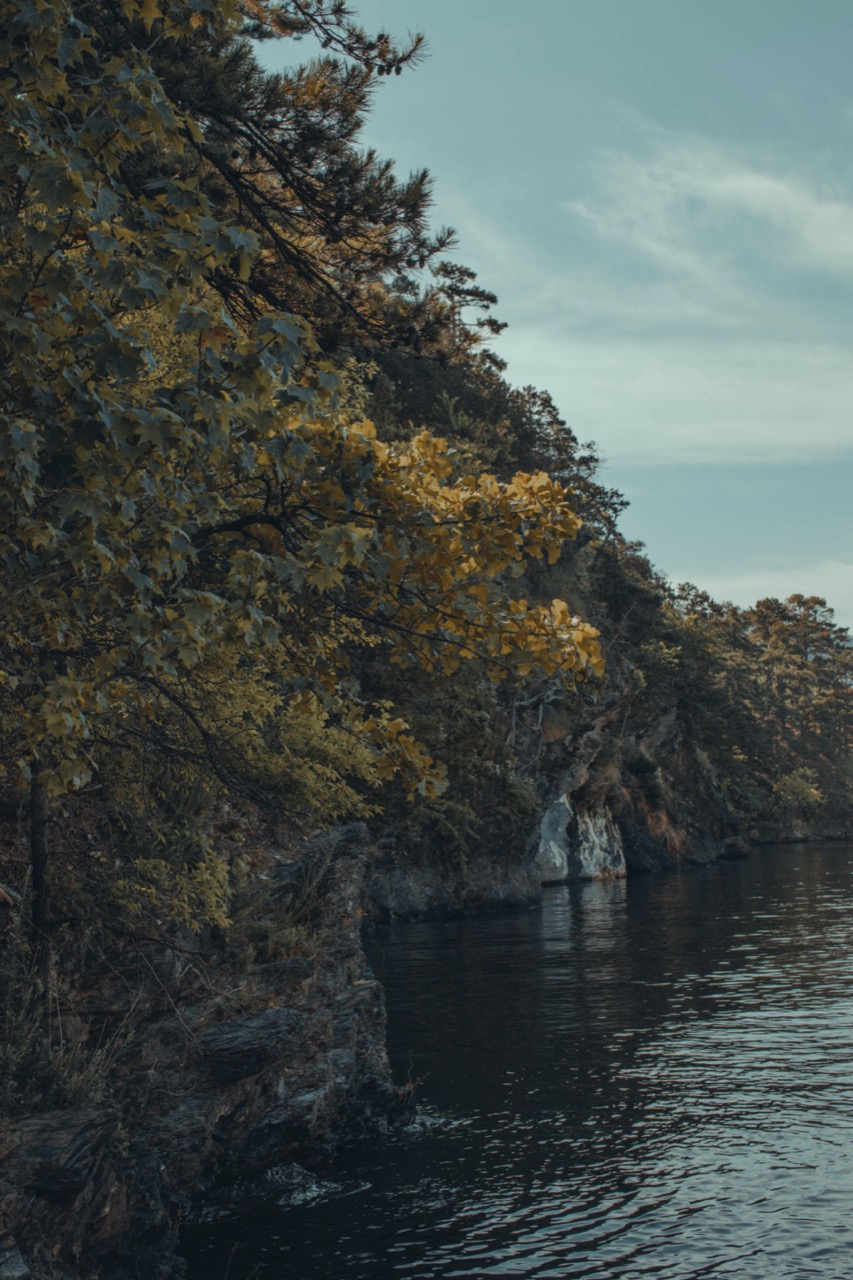 travel photography of Arkansas