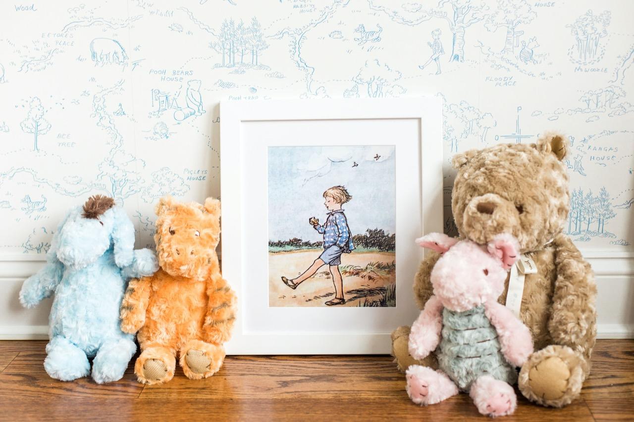 child's bedroom decor