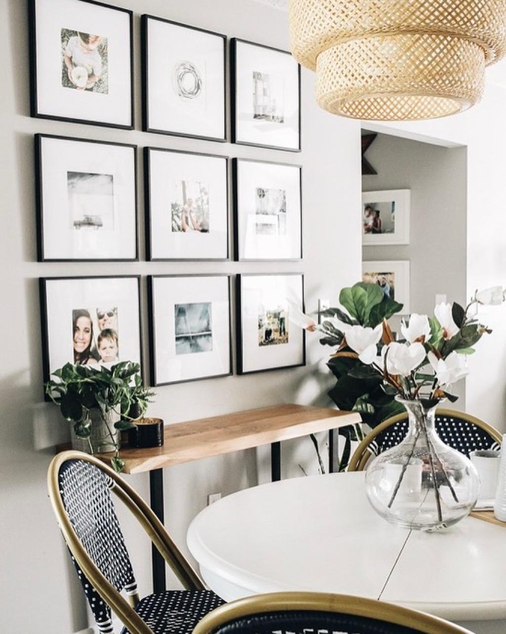 Kitchen decor and frames