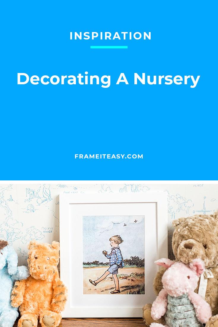 Decorating a nursery