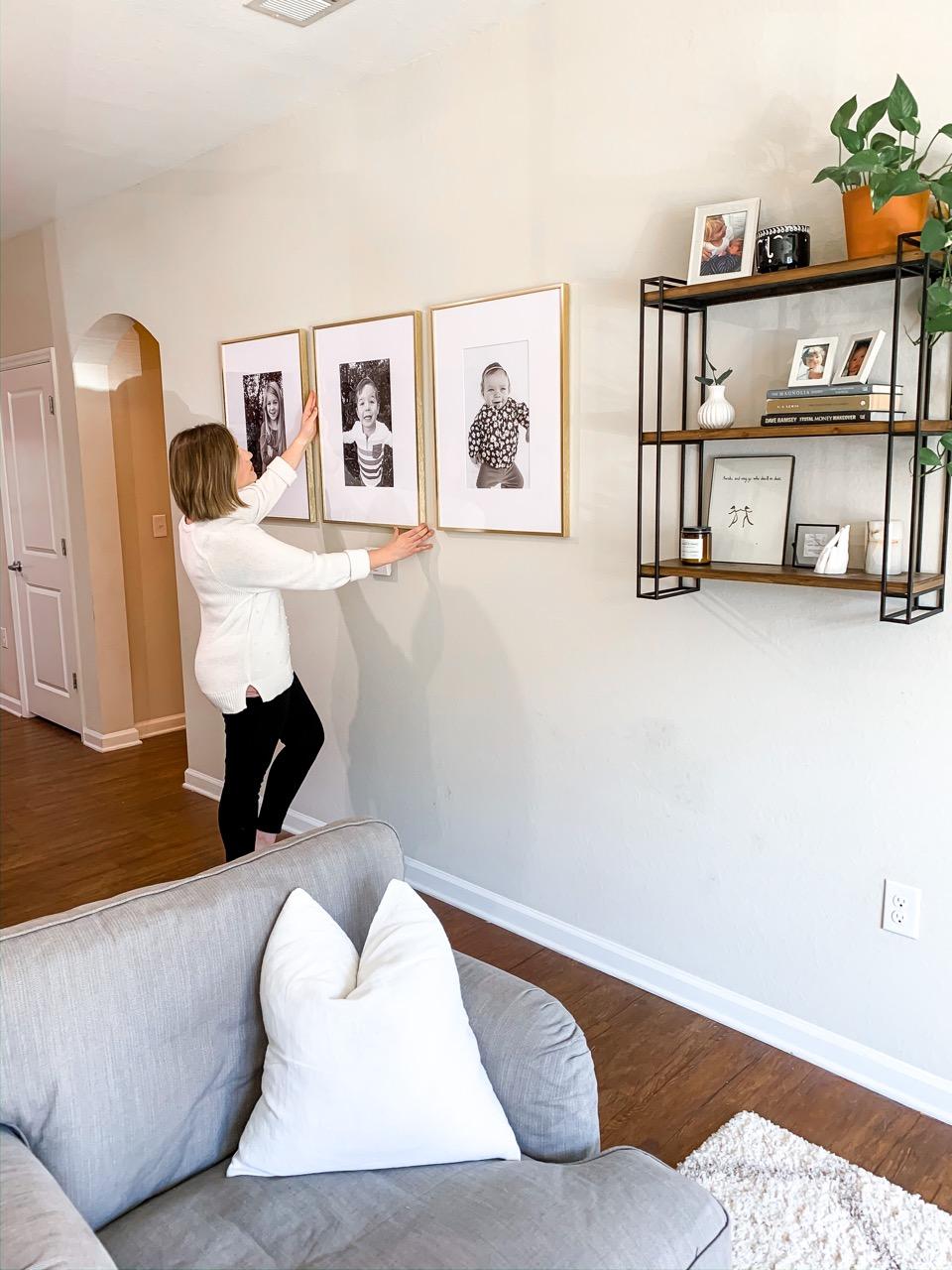 hanging frames