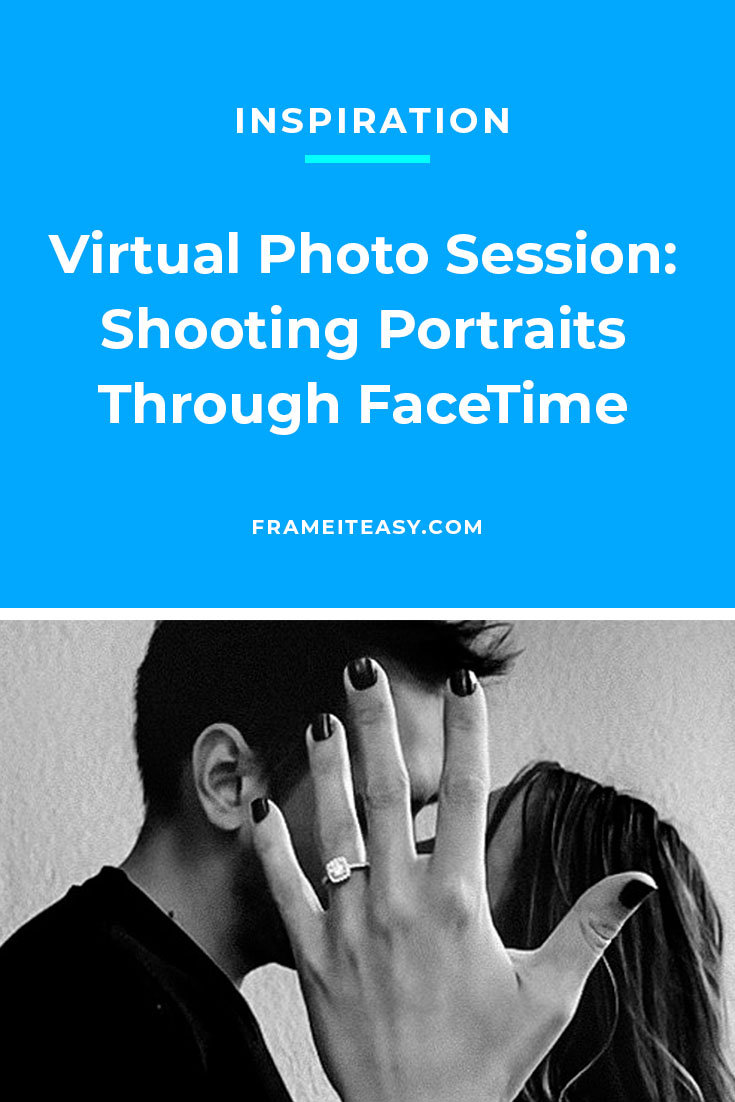 Virtual Photo Shoot Pinterest
