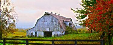 Kentucky farmhouse