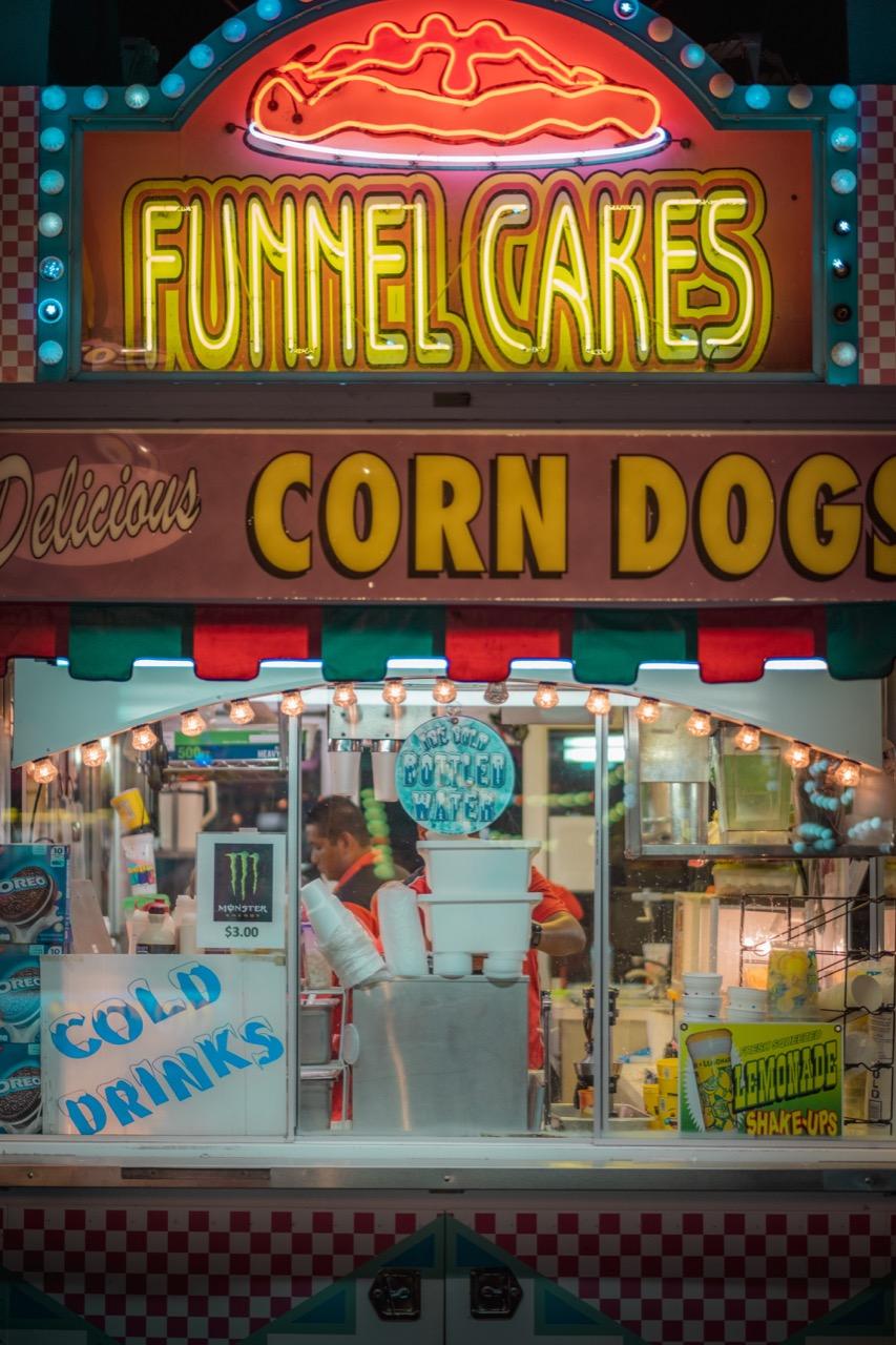Big E food cart