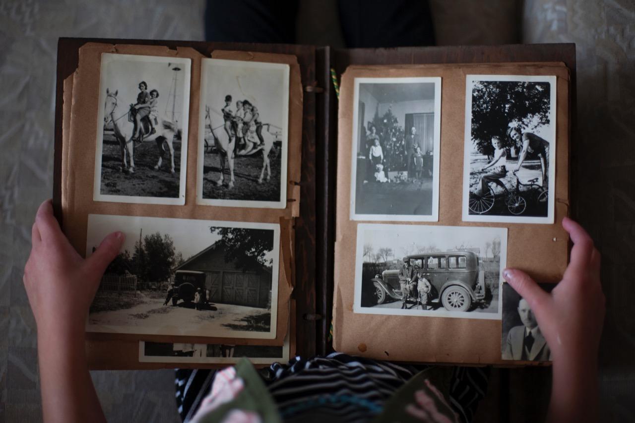 Old photobook
