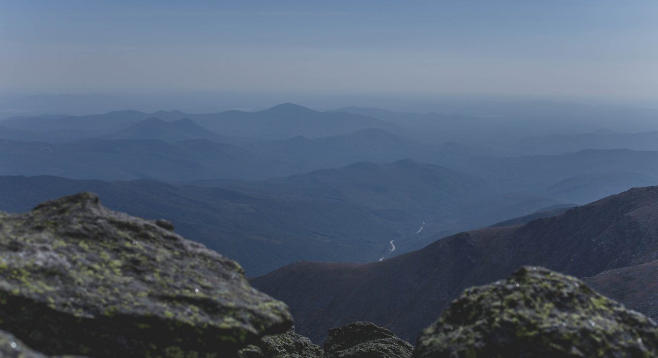 view above New Hampshire