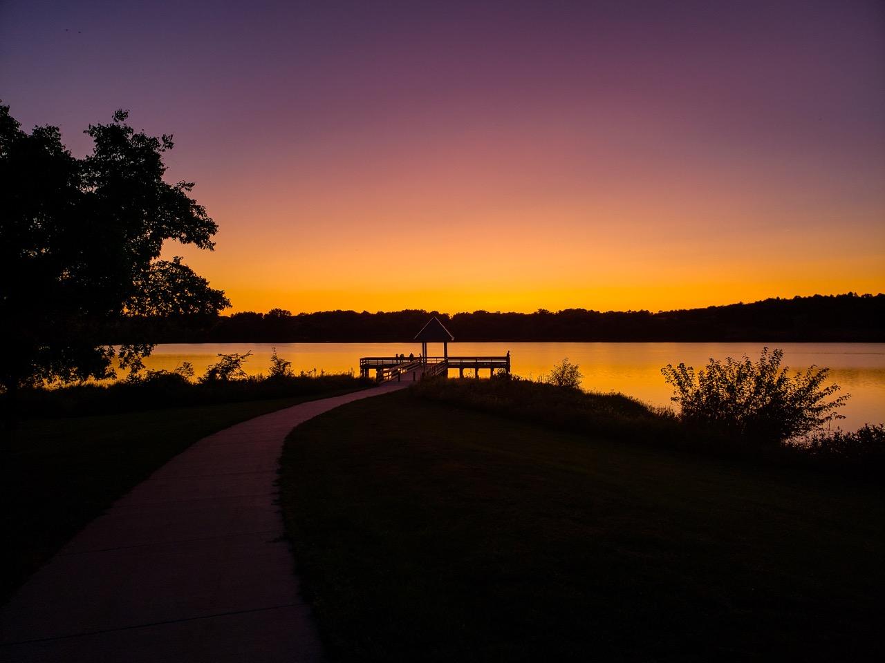 Nebraska lake
