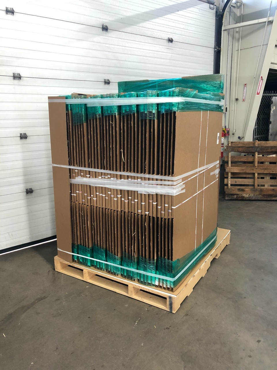 Bulk boxes for shipping
