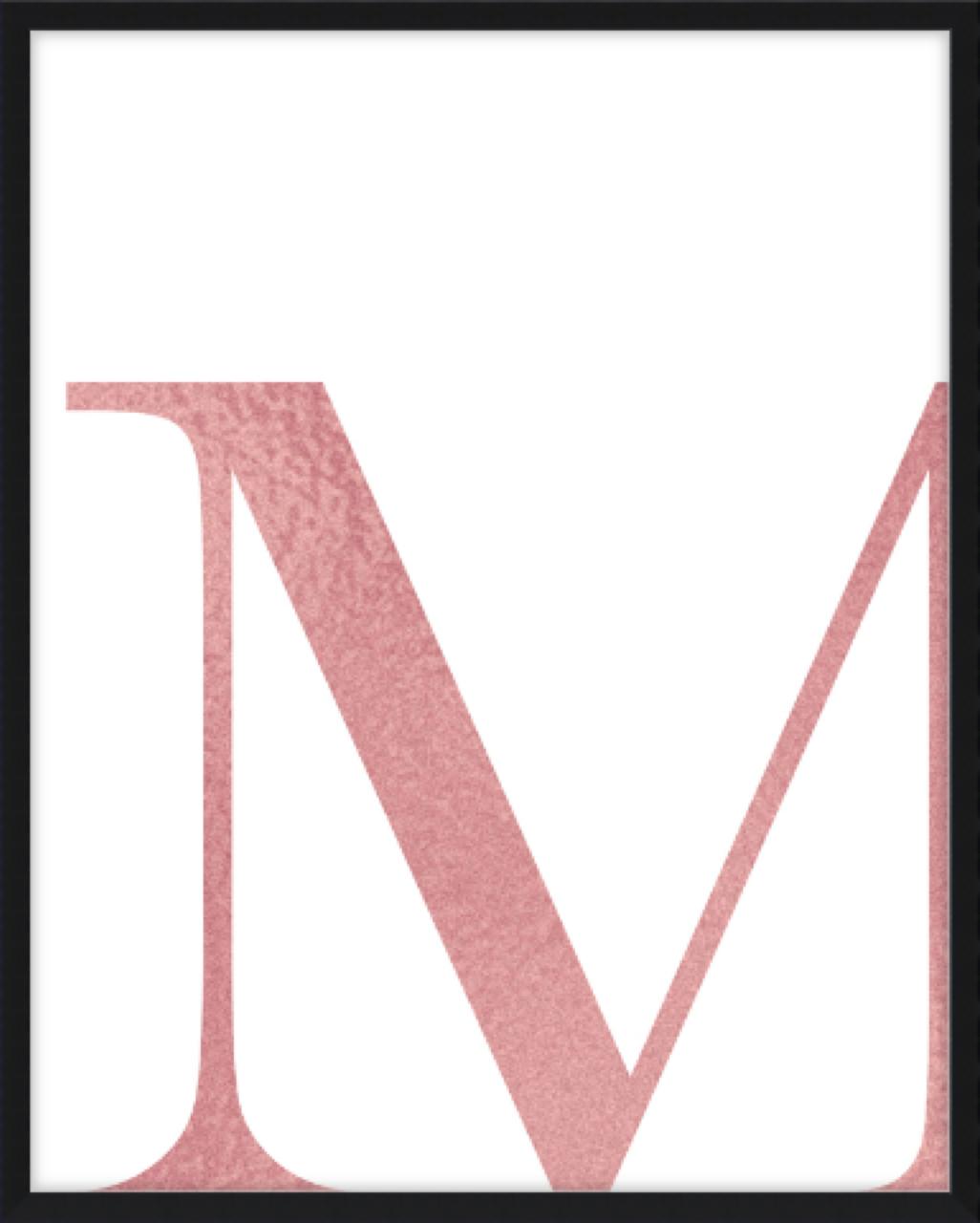 Name initial art