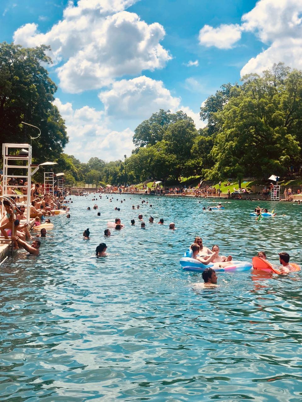 Baron Springs Pool