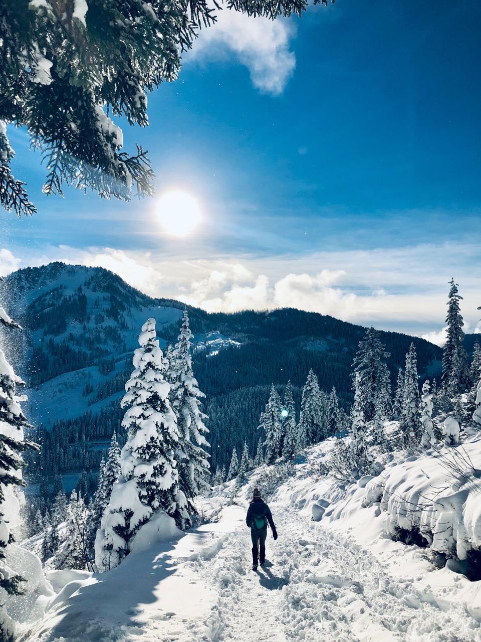 Skyline Lake Trail