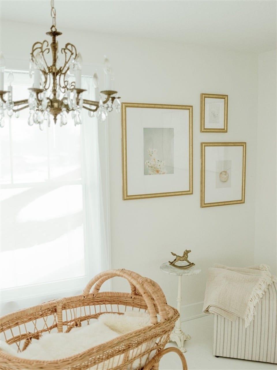 frames in nursery