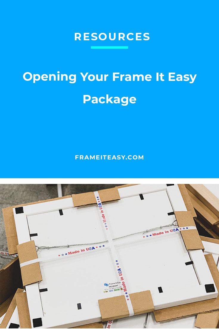 Frame It Easy
