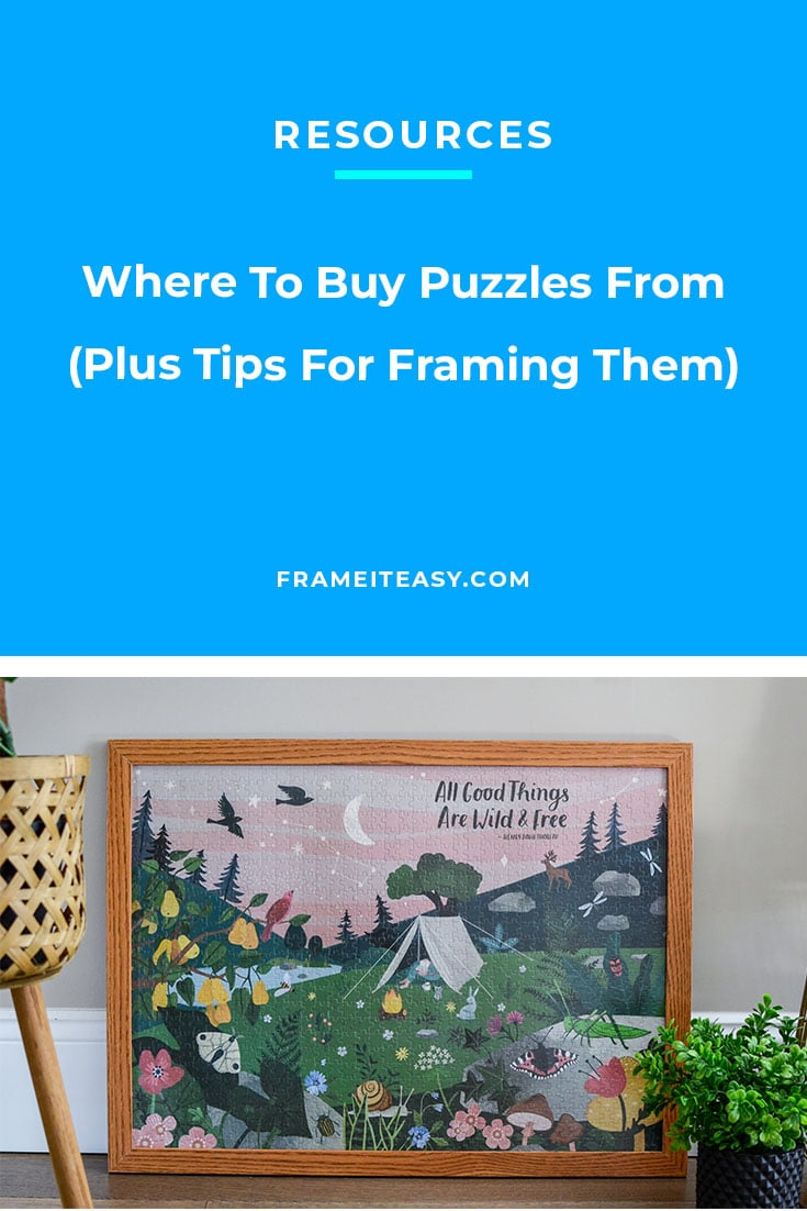 Where to buy puzzles