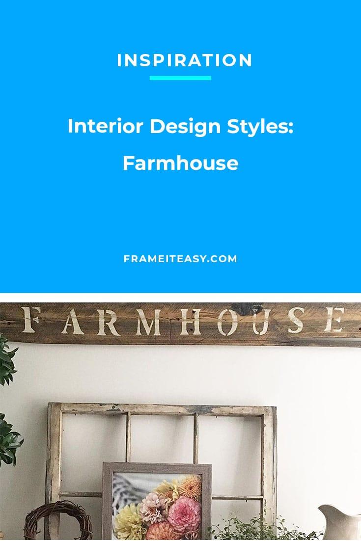 interior design styles farmhouse