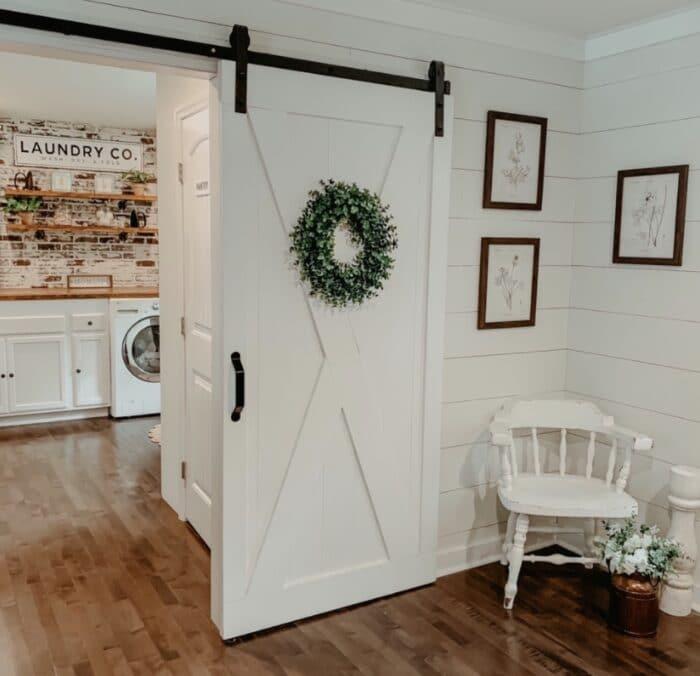 farmhouse home decor style