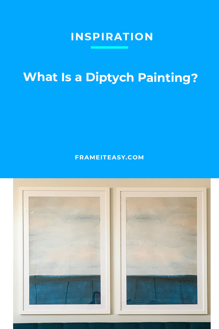 What Is a Diptych Painting?
